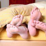 足のカサカサは老化現象だけではない。かゆくない水虫の存在を知る